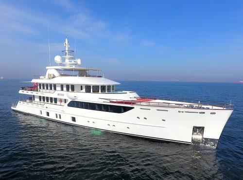 "2018 Custom 150 Global Explorer ""Meteor"" 46m"