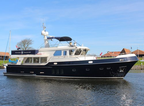 "2011 Privateer Trawler 60 ""Seabreeze"" 18m"